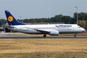 D-ABEB - Lufthansa Boeing 737-300 aircraft