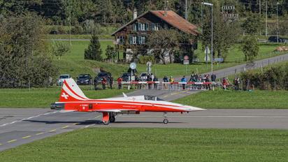 J-3080 - Switzerland - Air Force:  Patrouille de Suisse Northrop F-5E Tiger II