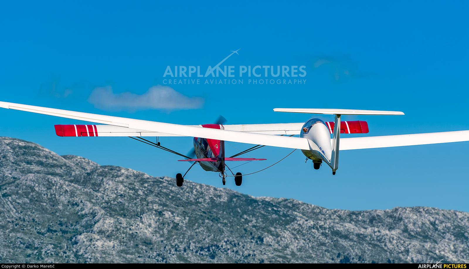 Aeroklub SPLIT 9A-SIN aircraft at In Flight - Croatia