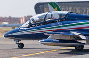 "MM54518 - Italy - Air Force ""Frecce Tricolori"" Aermacchi MB-339-A/PAN aircraft"