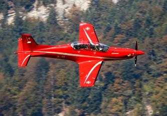 A-101 - Switzerland - Air Force Pilatus PC-21