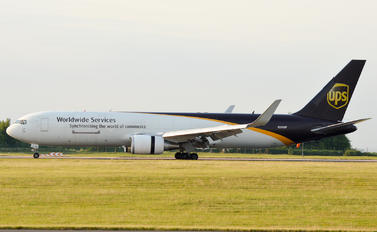 N308UP - UPS - United Parcel Service Boeing 767-300F