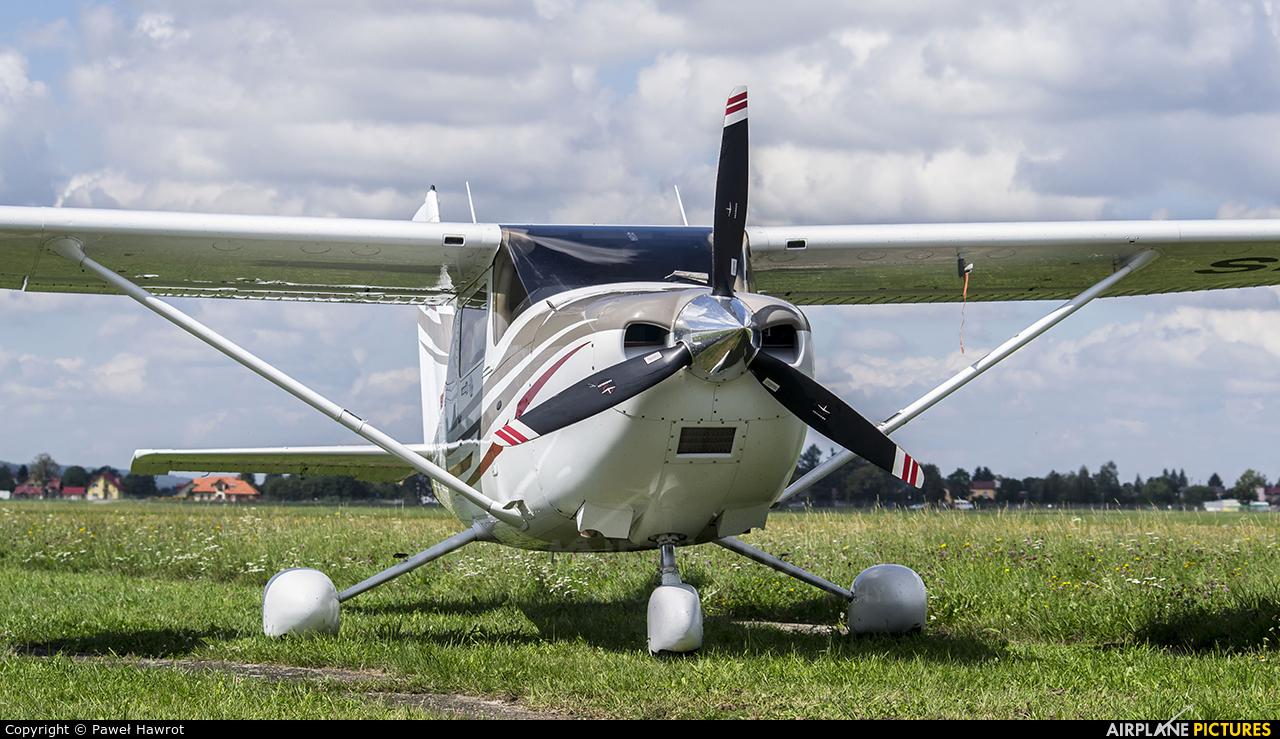 Private SP-MLA aircraft at Krosno