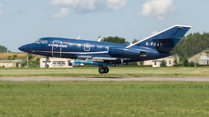 G-FRAT - Cobham Aviation Dassault Falcon 20