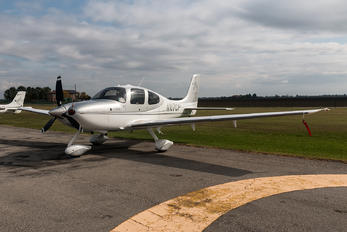 N107CP - Private Cirrus SR22