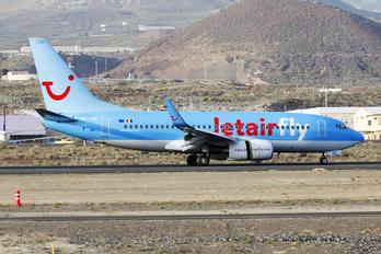 OO-JAO - Jetairfly (TUI Airlines Belgium) Boeing 737-700
