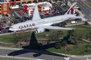 A7-BBA - Qatar Airways Boeing 777-200LR aircraft