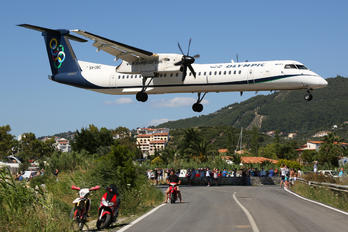 SX-OBC - Olympic Airlines de Havilland Canada DHC-8-400Q / Bombardier Q400
