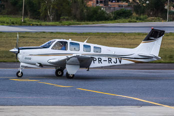 PR-RJV - Private Beechcraft 36 Bonanza