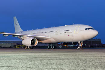 ZZ343 - Royal Air Force Airbus Voyager KC.2