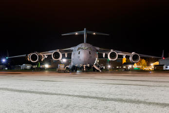 ZZ176 - Royal Air Force Boeing C-17A Globemaster III