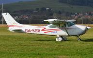 OM-KGB - Private Cessna 182 Skylane (all models except RG) aircraft