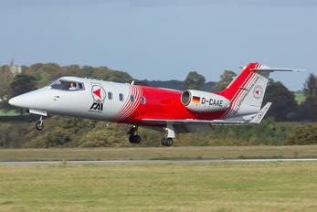 D-CAAE - FAI - Flight Ambulance International Learjet 55