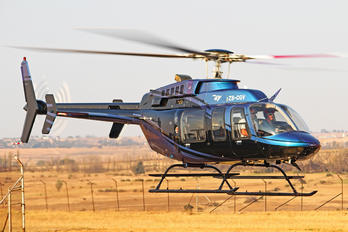 ZS-CGV - Private Bell 407