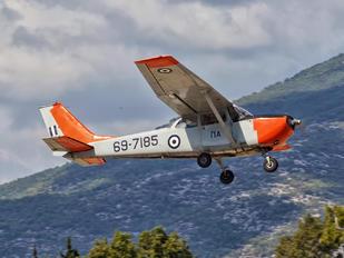 69-7185 - Greece - Hellenic Air Force Cessna T-41 Mescalero