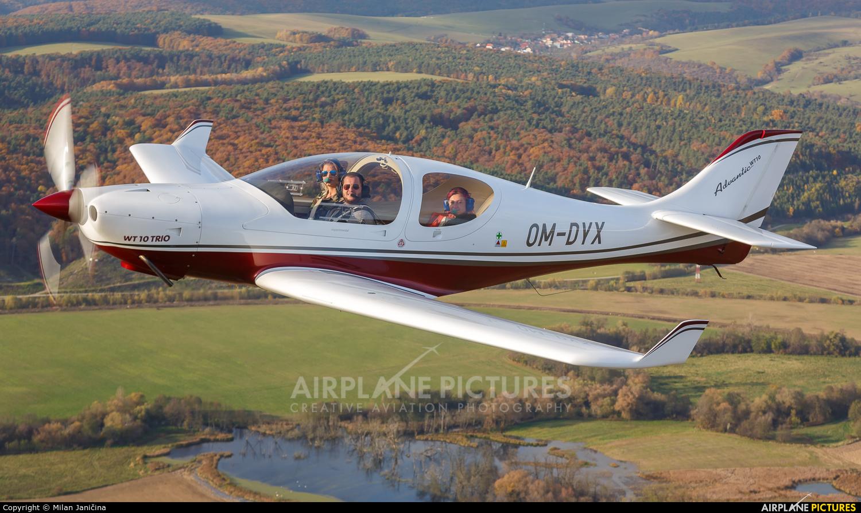Aerospool OM-DYX aircraft at Prievidza