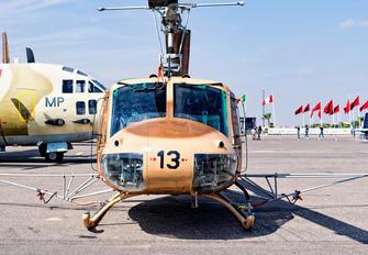CN-AJM - Morocco - Air Force Agusta / Agusta-Bell AB 205