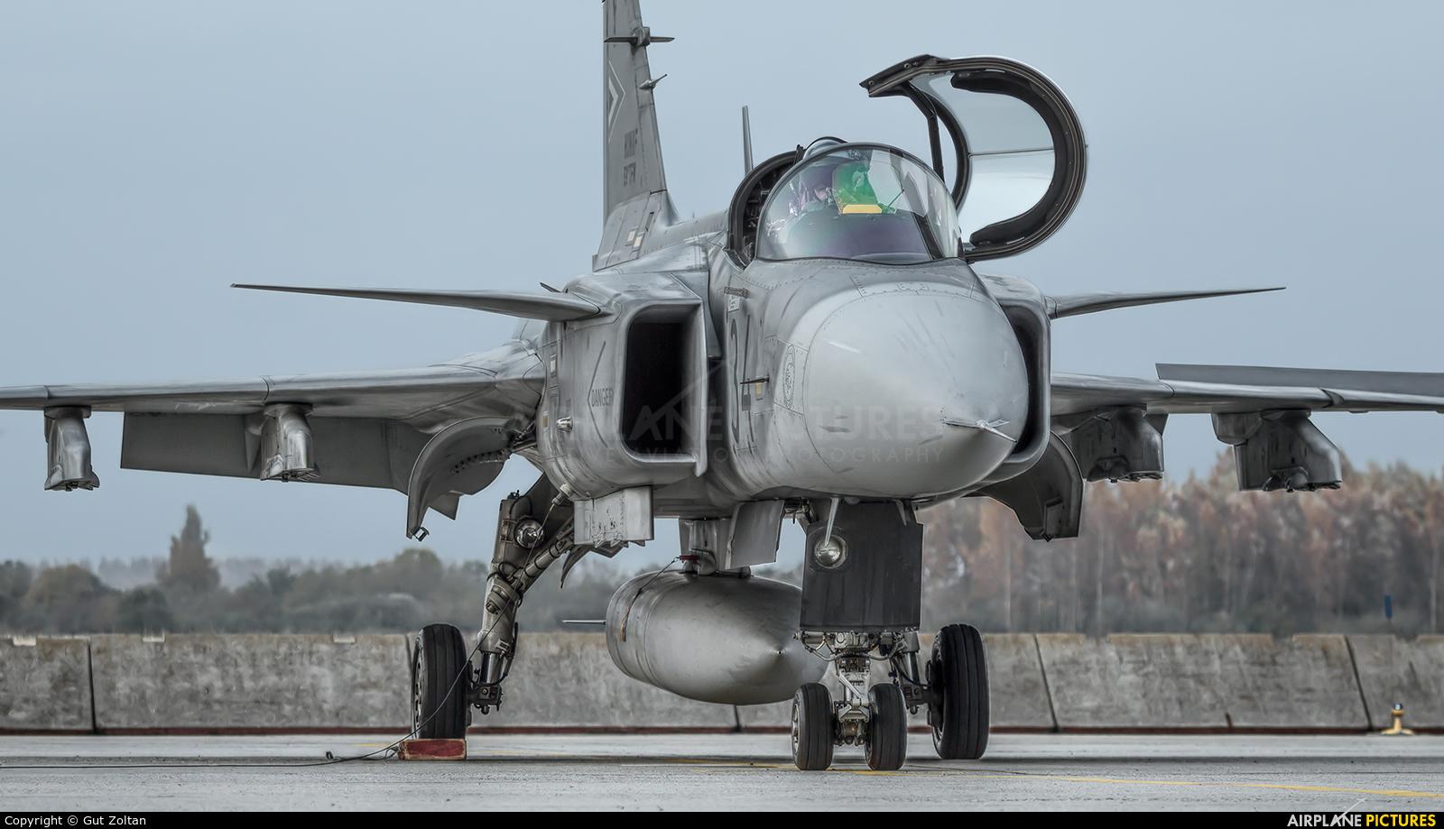 Hungary - Air Force 34 aircraft at Kecskemét