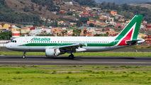 EI-DTD - Alitalia Airbus A320 aircraft