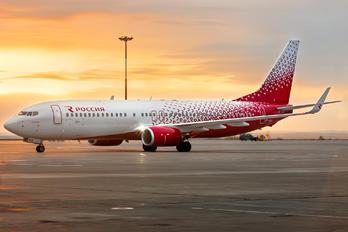 VP-BGQ - Rossiya Boeing 737-800