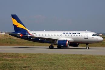 VP-BWJ - Donavia Airbus A319