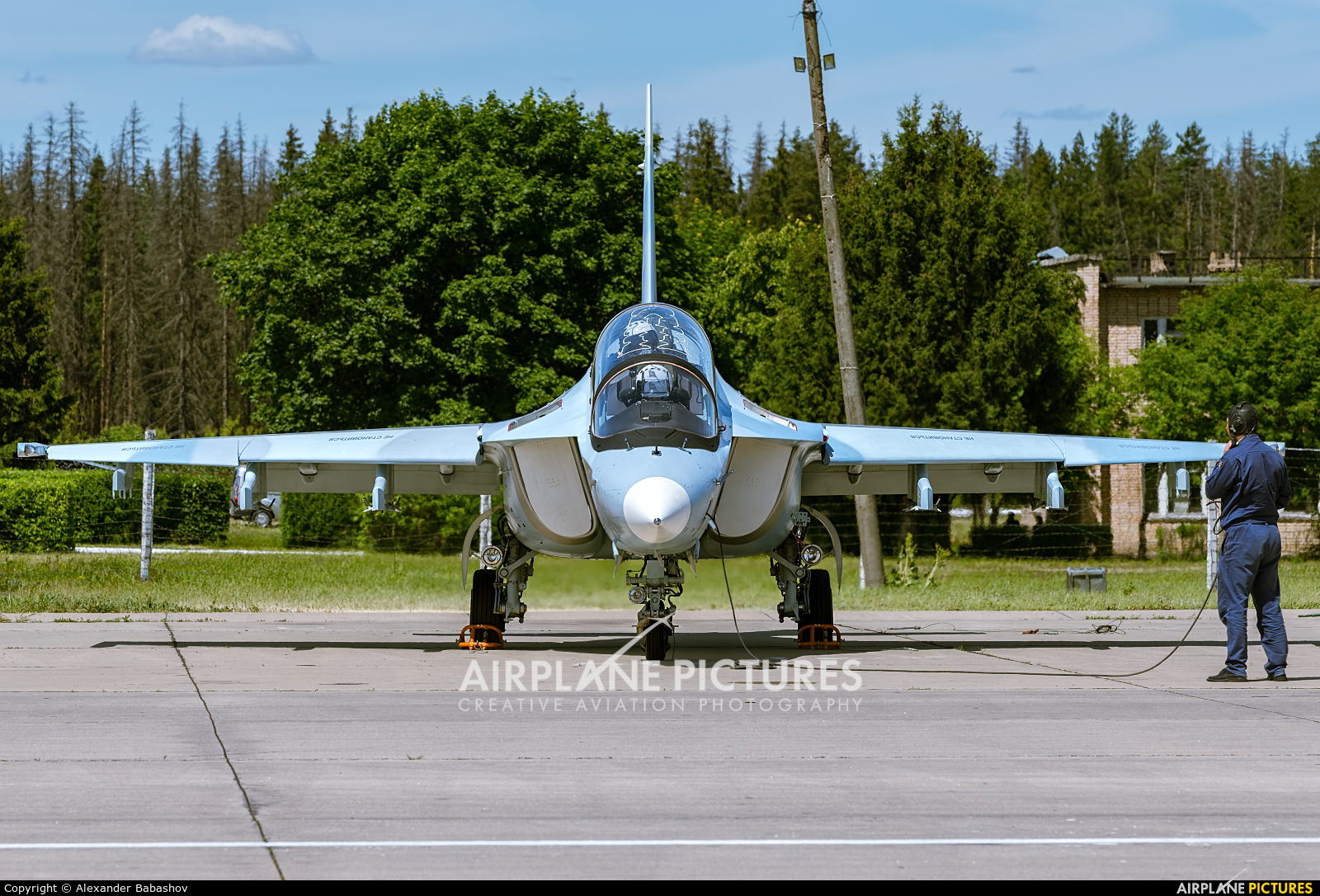 Russia - Air Force RF-44580 aircraft at Kubinka