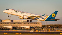 UR-EME - Ukraine International Airlines Embraer ERJ-190 (190-100) aircraft