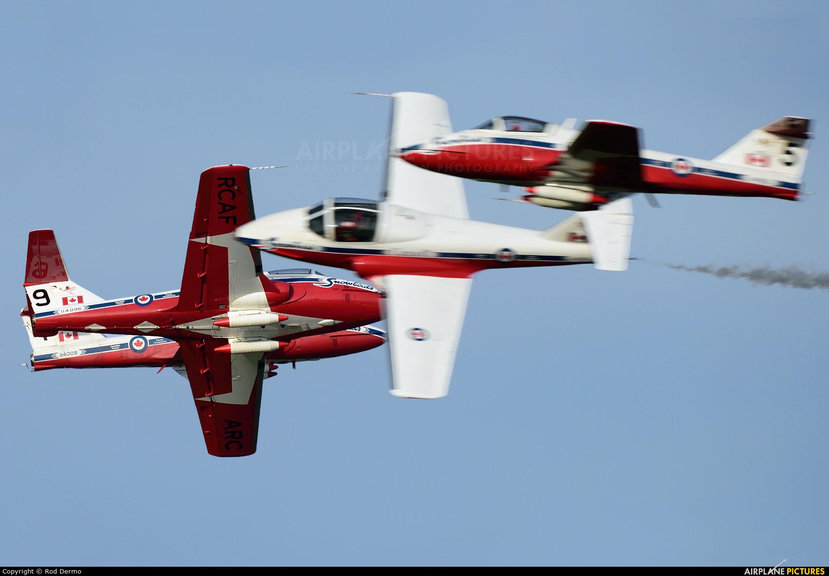 Canada - Air Force 114096 aircraft at London  Intl, ON