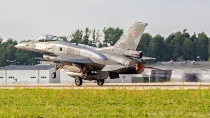 4051 - Poland - Air Force Lockheed Martin F-16C Jastrząb