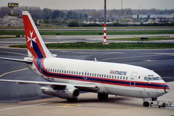 9H-ABA - Air Malta Boeing 737-200