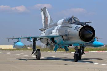 6840 - Romania - Air Force Mikoyan-Gurevich MiG-21 LanceR C