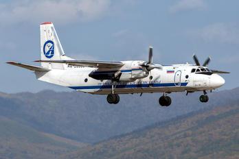 RA-26088 - Letnye Proverki I Sistemy Antonov An-26 (all models)