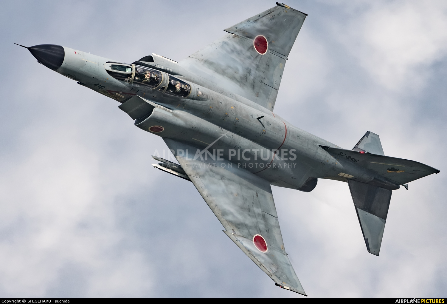 Japan - Air Self Defence Force 97-8416 aircraft at Nyutabaru AB