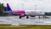 HA-LXA - Wizz Air Airbus A321 aircraft