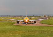 G-DHLH - DHL Cargo Boeing 767-300F aircraft