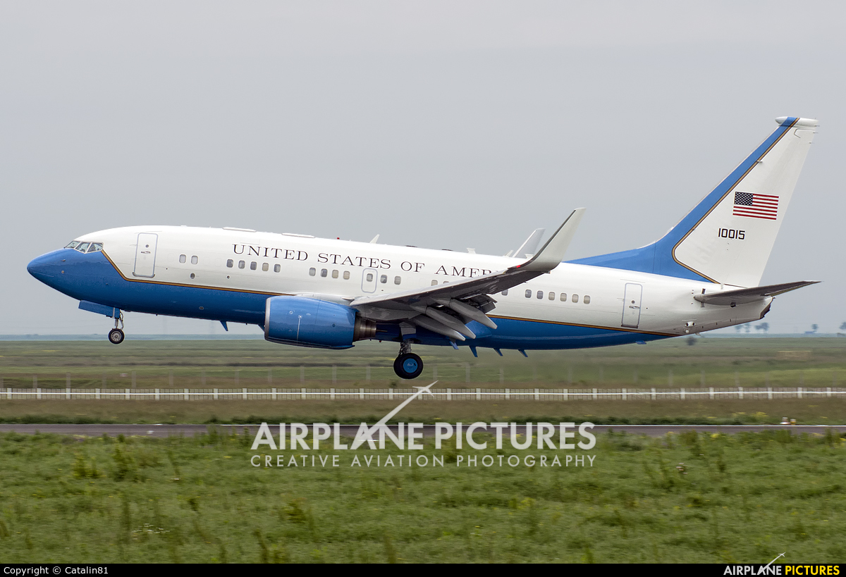 USA - Air Force 01-0015 aircraft at Craiova
