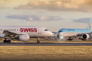 HB-IPX - Swiss Airbus A319 aircraft