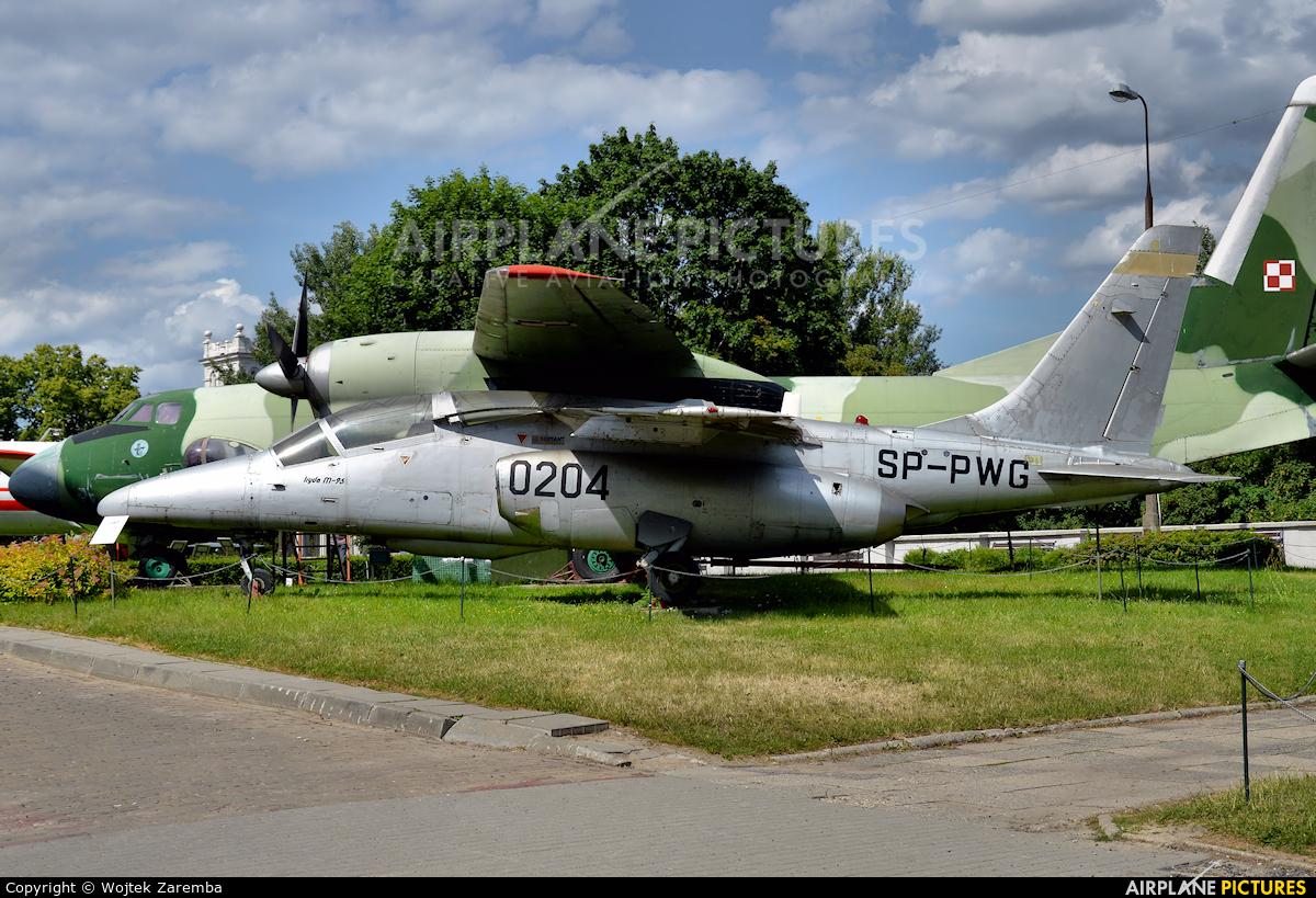 Poland - Air Force SP-PWG aircraft at Warsaw - Muzeum Wojska Polskiego