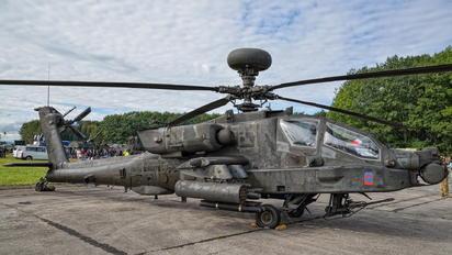 04-5467 - USA - Army Boeing AH-64D Apache
