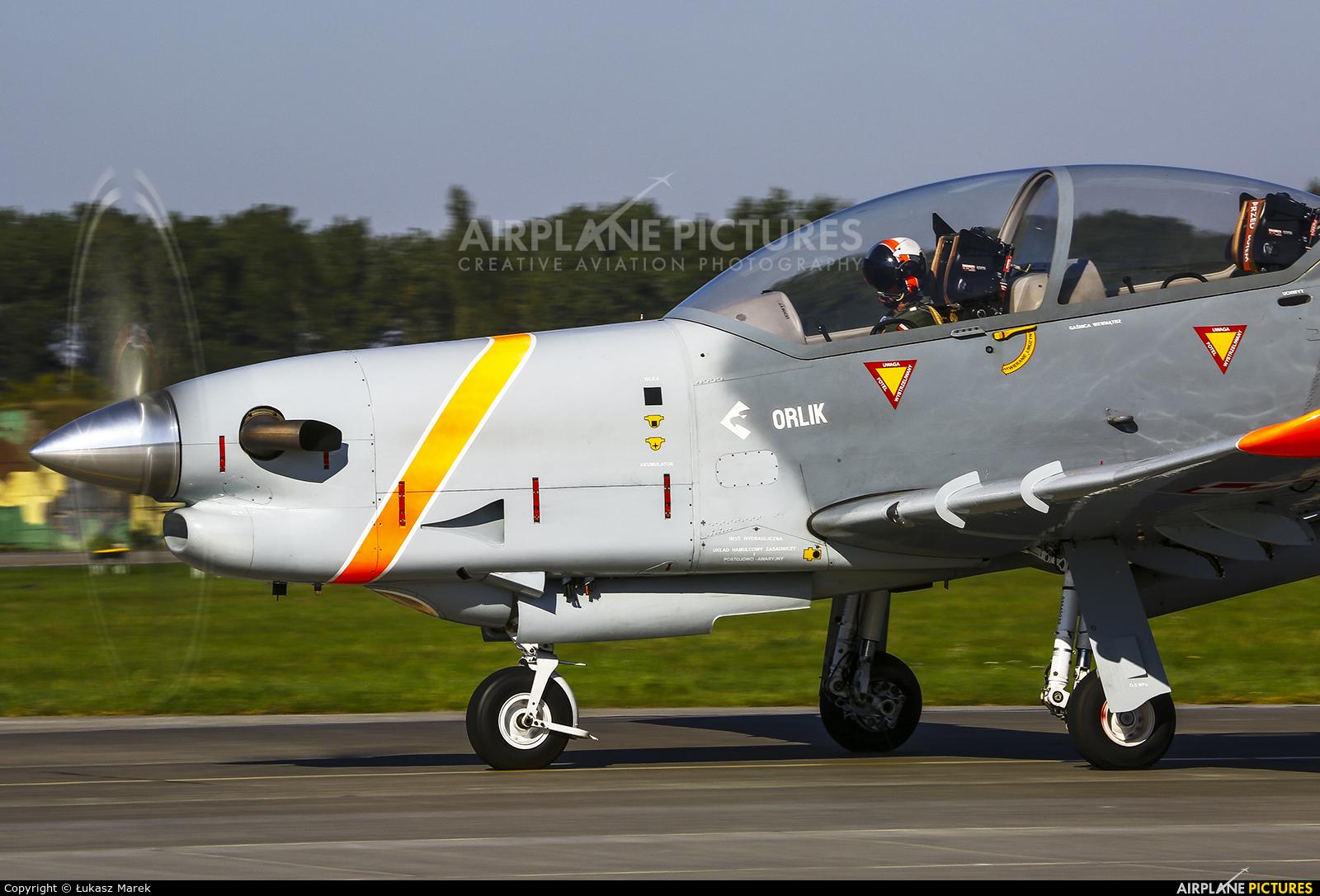 "Poland - Air Force ""Orlik Acrobatic Group"" 029 aircraft at Poznań - Krzesiny"