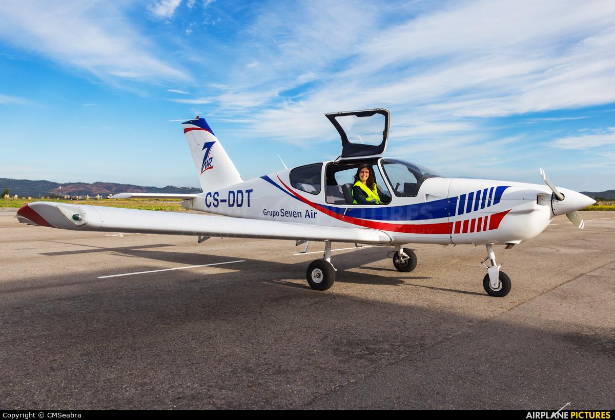 Aero VIP CS-DDT aircraft at Vilar de Luz (Maia)