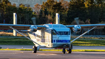 OH-SBA - Private Short SC.7 Skyvan aircraft