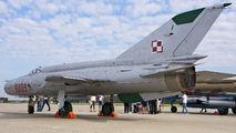 8009 - Poland - Air Force Mikoyan-Gurevich MiG-21MF aircraft