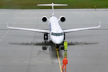 S5-AAY - Adria Airways Bombardier CRJ-700