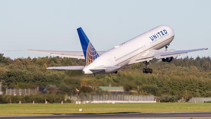 N659UA - United Airlines Boeing 767-300ER