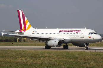 D-AGWL - Germanwings Airbus A319