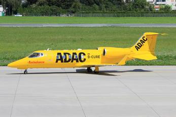D-CURE - ADAC Luftrettung Learjet 60XR