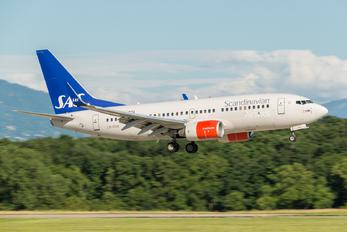 RN-LNW - SAS - Scandinavian Airlines Boeing 737-700