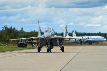 23 - Russia - Air Force Mikoyan-Gurevich MiG-21SMT