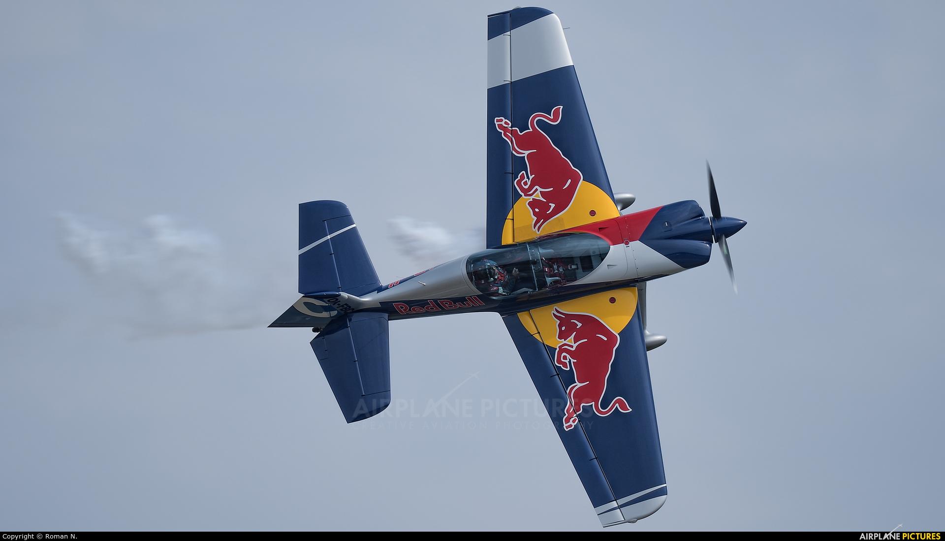 The Flying Bulls : Aerobatics Team OK-FBC aircraft at Hradec Králové